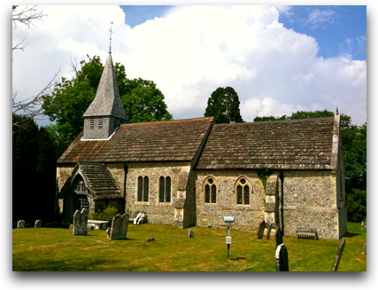 St Peter&#039;s, Woodmancote, nr Henfield